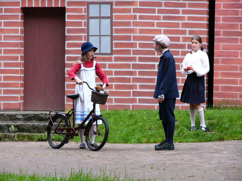 Saison 2004 – Emil und die Detektive