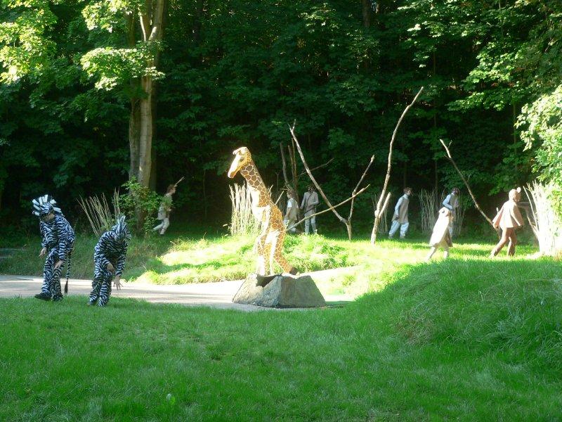 Saison 2005 – Simba – König der Tiere