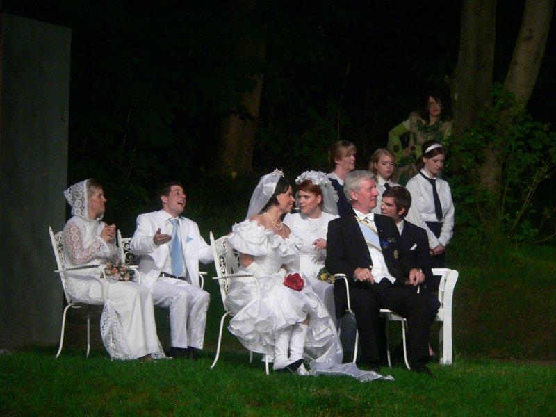 Saison 2006 – Ein Sommernachtstraum