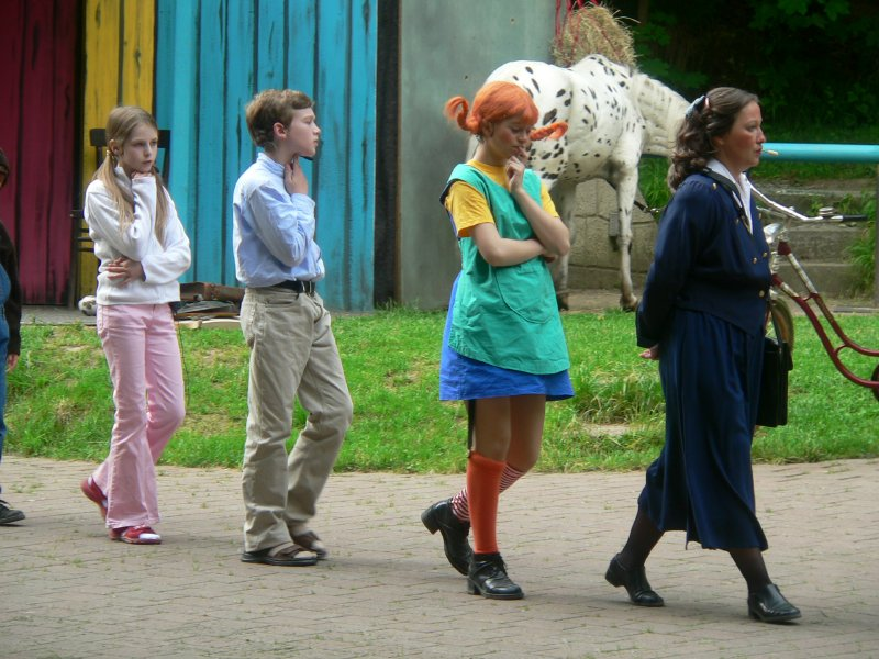 Saison 2006 – Pippi in Taka-Tuka-Land
