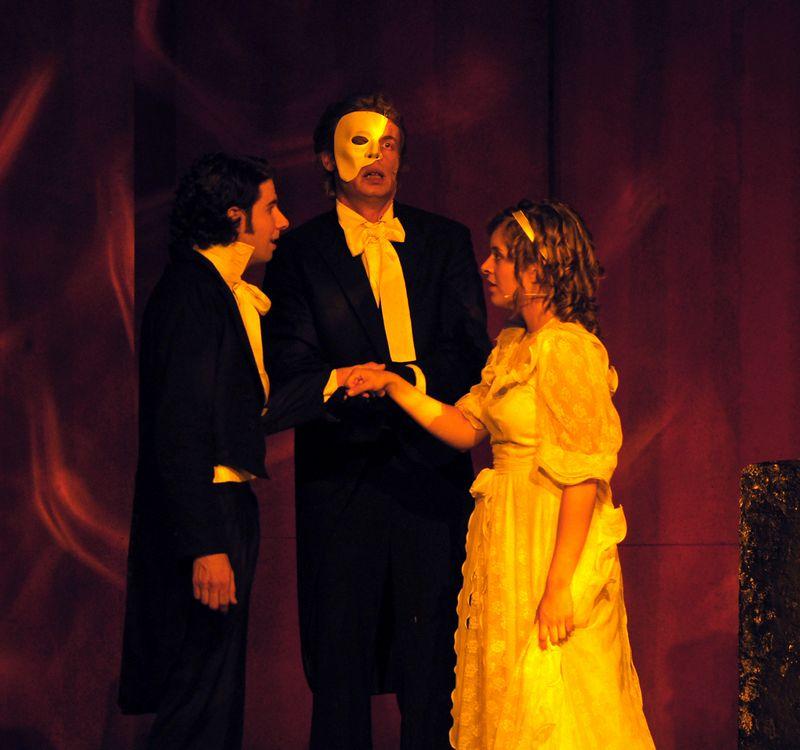 Saison 2009 – Das Phantom der Oper
