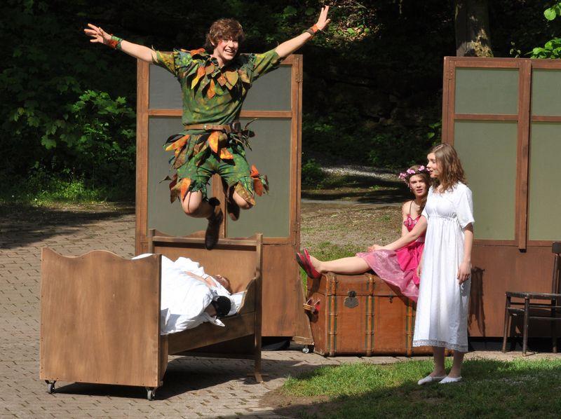 Saison 2010 – Peter Pan