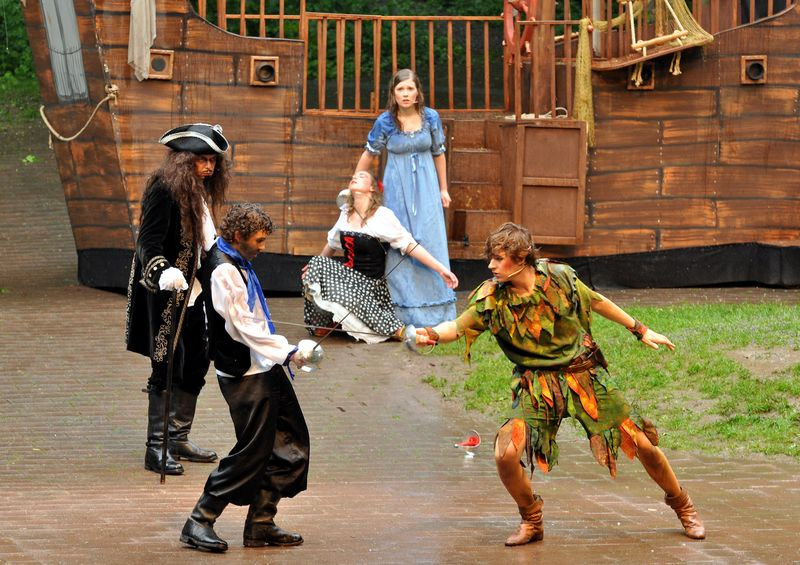 Saison 2010 – Peter Pan