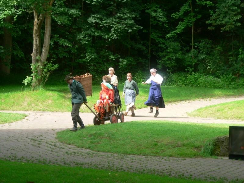 Saison 2007 – Die kleine Hexe